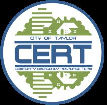 Taylor CERT Logo